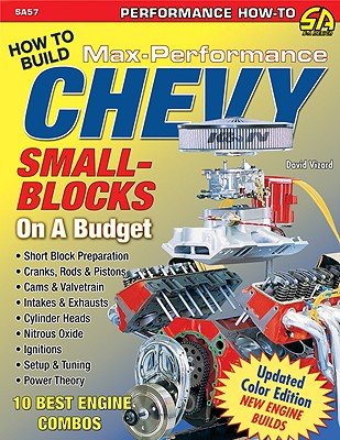 How to Build Max-Performance Chevy Small-Blocks on a Budget By Vizard, David